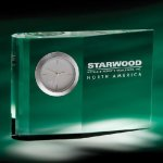 Zilo Desk Clock Achievement Awards