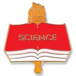Science Lapel Pin Chenille Lapel Pins