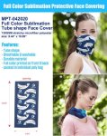 Protective Face Tube/Mask Face Masks